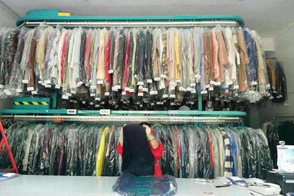 潔美萊國際洗衣陳列
