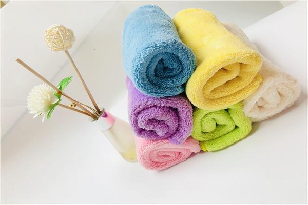 蓝兰毛巾品质