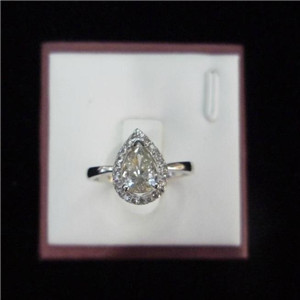 嘉福钻石戒指