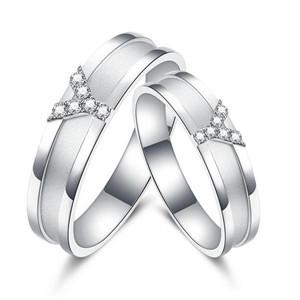 嘉福钻石对戒