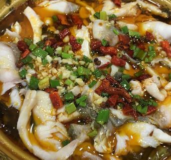 魚見花椒無刺酸菜魚鮮美