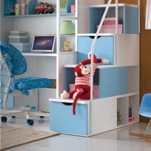 卡樂屋松木兒童家具款式
