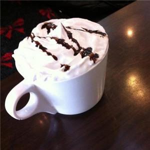 諾卡咖啡雪頂