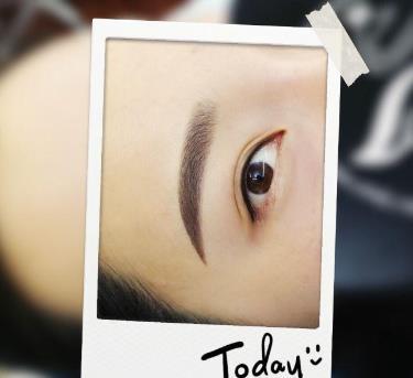 艾美麗專業繡眉眉型