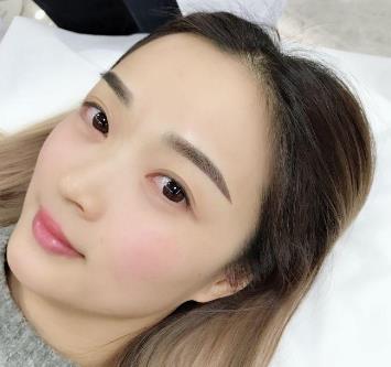 艾美麗專業繡眉柳葉眉