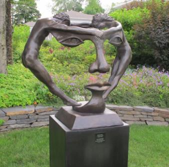 星安雕塑展示