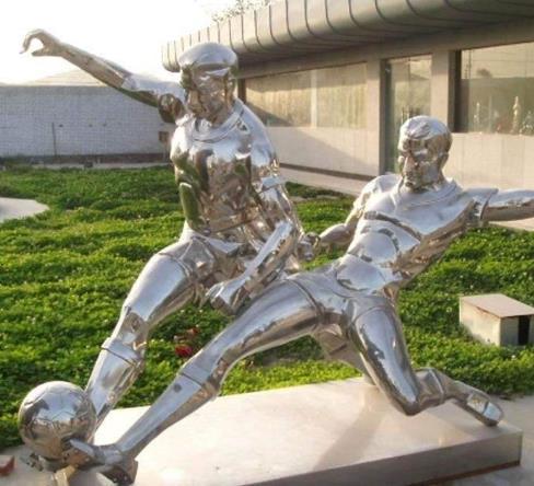 星安雕塑人物