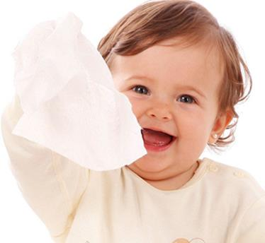 沐浴陽光嬰幼兒濕巾品質