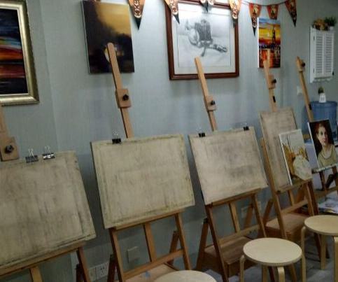 墨軒畫室教育