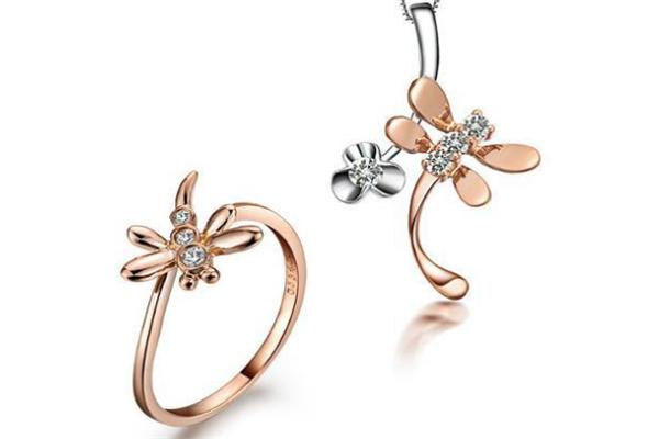 貝蒂芬首飾戒指