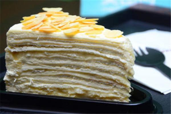 潘斯里榴蓮甜品蛋糕
