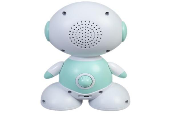 馬識圖兒童教育機器人一個