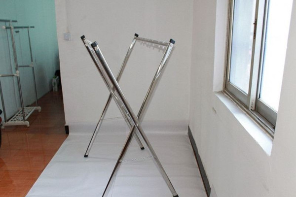 鵬偉折疊晾衣架實用