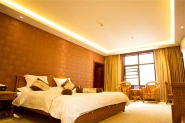 聚緣酒店燈光