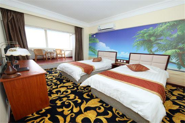 麗豪國際酒店環境