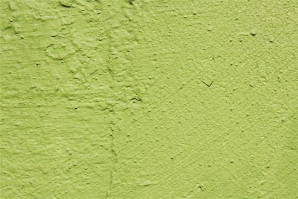 青花瓷墻藝漆綠色