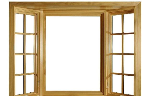 博新木窗淺色
