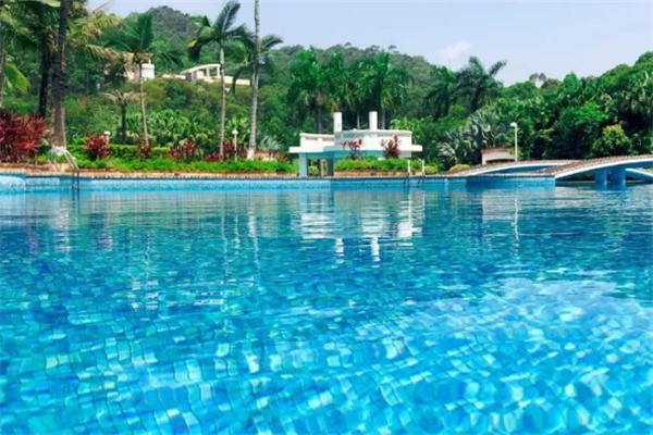 康達基業游泳池設備美味