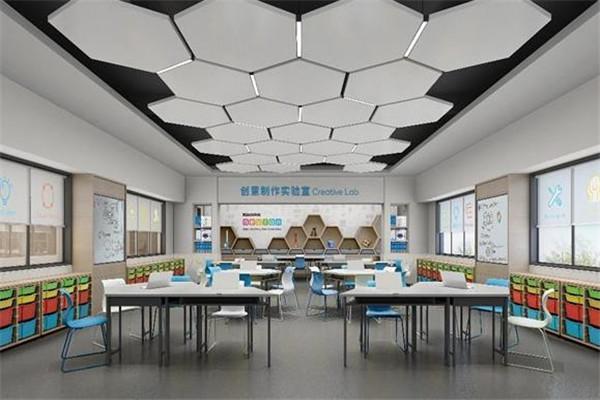 比特創客機器人教育教室