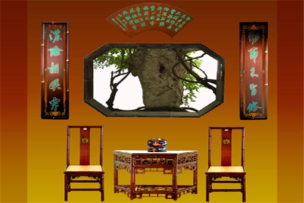 竹曰馨整體家具設計