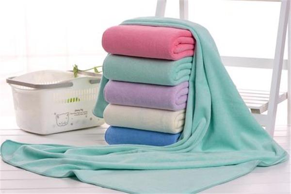 蓝兰毛巾产品