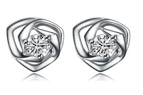 嘉福钻石花朵