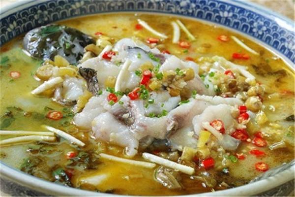 魚見花椒無刺酸菜魚風味