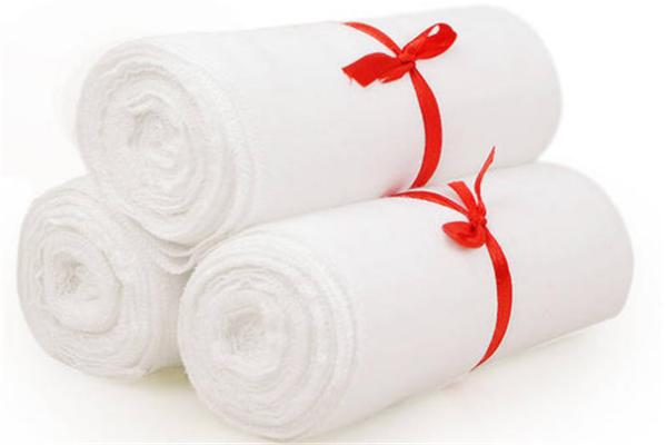 潔萊康孕產婦用品毛巾