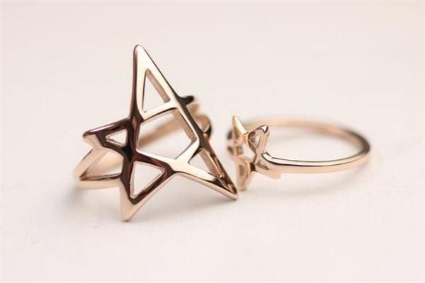 愛呀呀飾品戒指