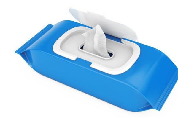 沐浴陽光嬰幼兒濕巾一盒