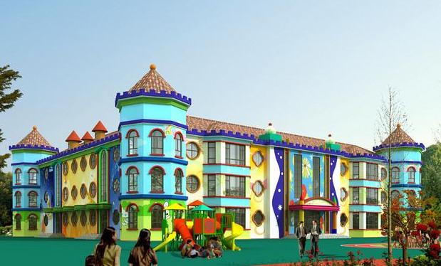 乐融国际幼儿园加盟