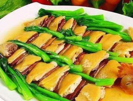 鹿桃餐厅新派粤菜