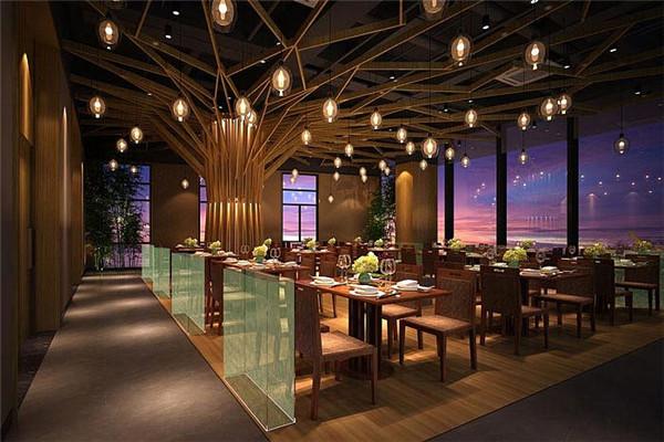 哆啦a梦主题餐厅内景一览