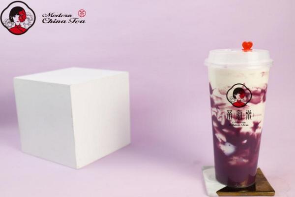 茶海棠奶茶
