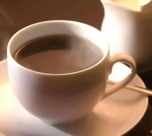 哈芝巷咖啡店一杯