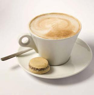 哈芝巷咖啡店奶
