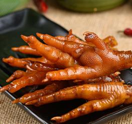 薛記熟食雞爪