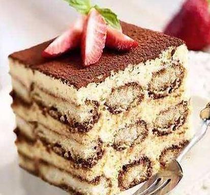 美藝甜蛋糕甜品提拉米蘇
