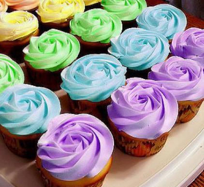 美藝甜蛋糕甜品花朵