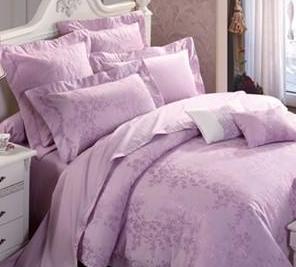 政通家紡紫色