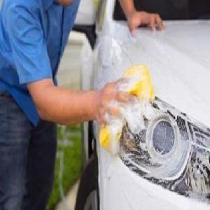 車點點洗車車燈清洗