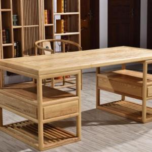 一棵樹純實木家具書桌