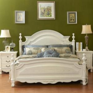一棵樹純實木家具床