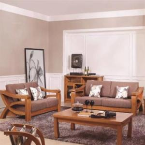 一棵樹純實木家具沙發