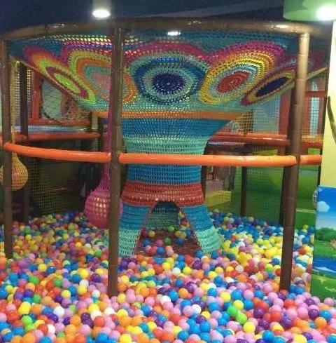 嘻哈樂兒童主題樂園球