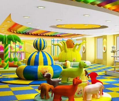 貝智家兒童游樂園玩具