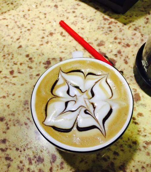 啡牛不可咖啡風味美味