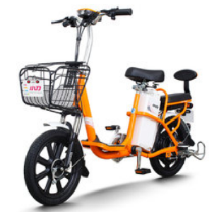 小刀電動自行車小巧便捷