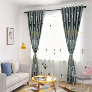伊卡洛斯窗簾客廳