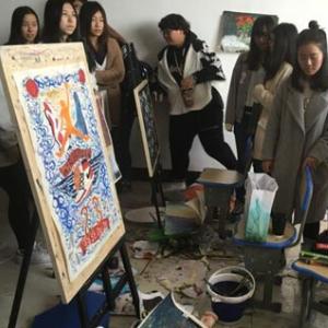 大暢想藝術教育畫室